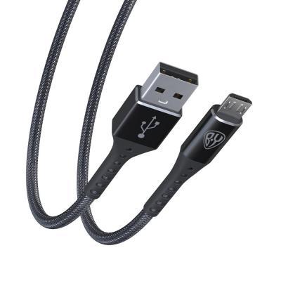Кабель для зарядки Адреналин Micro USB, 1м, 3А, Быстрая зарядка QC 3.0, пакет-4