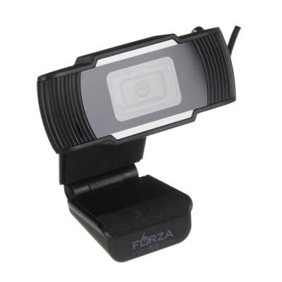 Веб-камера проводная, питание от USB, VGA(640x480), встроенный микрофон
