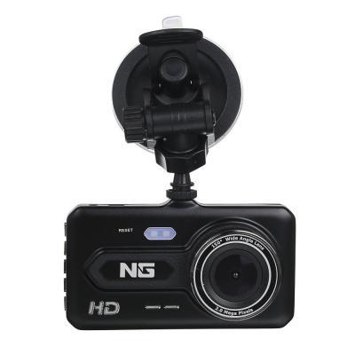 """717-009 NG Видеорегистратор Full HD с 2 камерами, 150гр, дисплей 4"""", Micro-SD, 12/24 В 3.4М, пластик"""