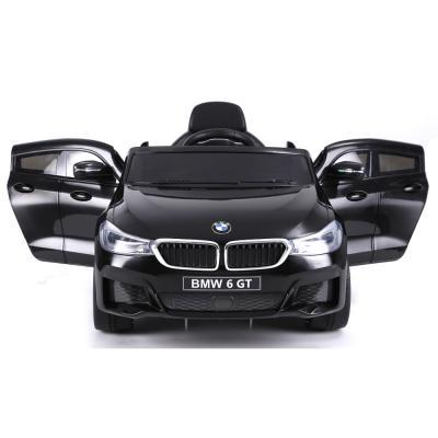 834-027 Электромобиль BMW GT, свет, звук, 2x6V4AH, PP, 106x64x51см