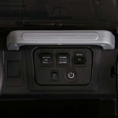 834-031 ИГРОЛЕНД Электромобиль внедорожник, полный привод, свет, звук, 12V7AH, PP, 140х70х86см