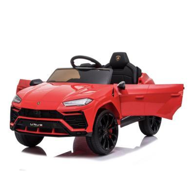 834-033 Электромобиль Lamborghini Urus, свет, звук, 12V4.5AH, PP, металл, 105х65х52см