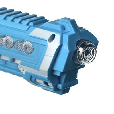 261-703 ИГРОЛЕНД Пистолет-проектор, свет, звук, 3хАА, ABS, 18х27х5см, 2 дизайна