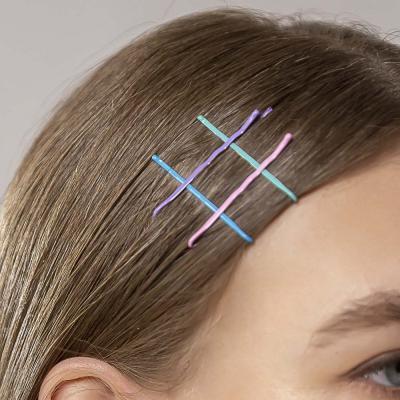 321-315 BERIOTTI Набор невидимок для волос 27шт, металл, 4,8см, Н-1