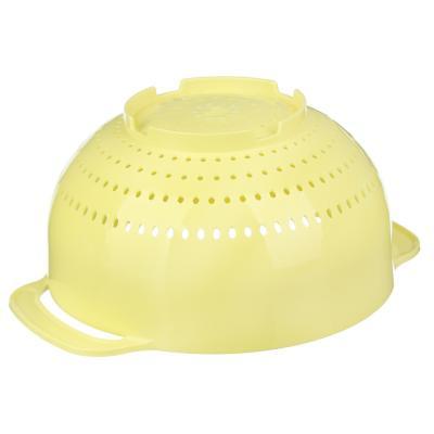 861-309 Набор для кухни 3 в 1 (миска 4,5л; дуршлаг 22см мм; миска мерная 1,2л), пластик