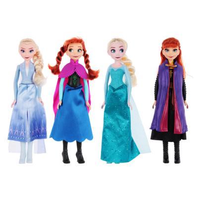 267-879 HASBRO Кукла Disney Frozen, 28см, пластик, полиэстер, 4 дизайна