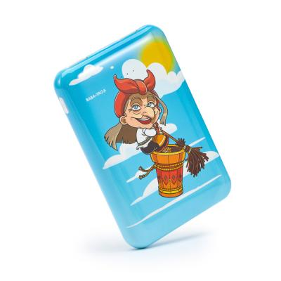 BY Аккумулятор мобильный Герои, 5000мАч, 2 USB, 2А-4