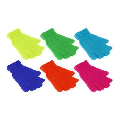 363-276 GALANTE Перчатки детские, р 14-16, 6 цветов, ОЗ21-18