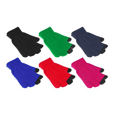 363-279 GALANTE Перчатки взрослые контактные, р 20-22, 6 цветов, ОЗ21-21