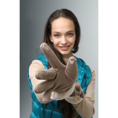 363-285 GALANTE Перчатки женские контактные, р 18-20, 3 цвета, ОЗ21-27