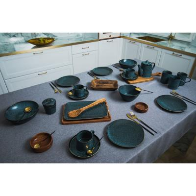 824-474 MILLIMI Блэк Джинс Чайник заварочный, 1000мл, 22х13,5х14,5см, керамика