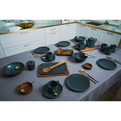 824-480 MILLIMI Блэк Джинс Салатник, 16,5х7,5см, керамика