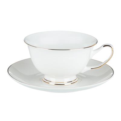 802-081 MILLIMI Жемчуг Набор чайный 12 пр., 220мл, 15см, костяной фарфор