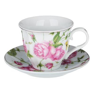 802-089 Арина Набор чайный 12 пр., 220мл, 14 см, фарфор