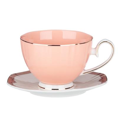 802-098 MILLIMI Мираж Набор чайный 12 пр., 260мл, 14см, костяной фарфор