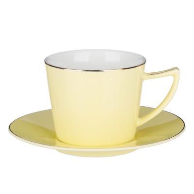 802-101 MILLIMI Радуга Набор чайный 2 пр., 250мл, 15см, костяной фарфор, 4 цвета