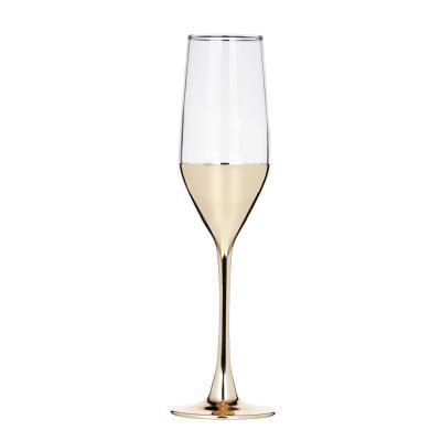 878-442 Пряничный домик Набор бокалов 2шт для шампанского, 160мл