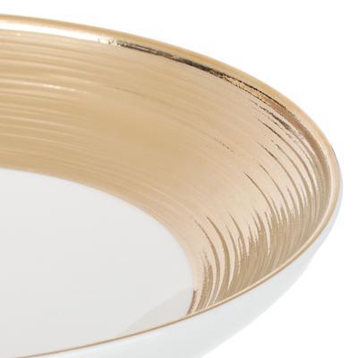 821-058 BY Голд фэнтези Тарелка суповая, 21х5см, фарфор