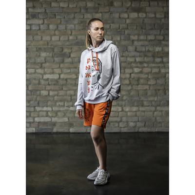 838-075 BY Толстовка женская Teaser, хлопок, р-р XS-XL, 3 дизайна