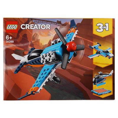 """333-205 Конструктор LEGO CREATOR """"Винтовой самолёт"""""""