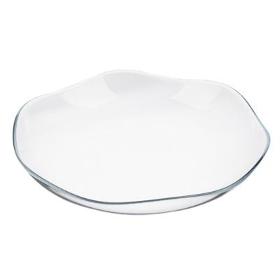 877-640 PASABAHCE Блюдо круглое ТОСКАНА d=303мм h=53мм, стекло, 10596B