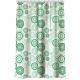 "461-313 VETTA Шторка для ванной, ПЕВА, 180x180см, ""Круги на воде"", 3 цвета - 3"