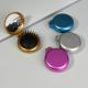 """301-187 Расческа складная с зеркалом ЮниLook """"Дорожная"""", 6,5 см, 4 цвета - 4"""