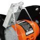 646-022 ЕРМАК Станок заточной электр. ЗС-150/150, 150Вт, 150x16x12.7мм, 2950 об/мин