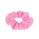356-297 Резинка для волос бархат с камнями BERIOTTI, d.7 см, 6 цветов - 4