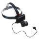 328-048 ЧИНГИСХАН Фонарь налобный аккумуляторный 7 ярк. LED, шнур 220В, 8,8х7х7,6см - 6