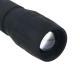 198-022 ЧИНГИСХАН Фонарь с фокусировкой 0,75 Вт LED, 3xAAA, резинопластик, 11,5х3 см - 4