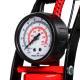 713-089 NEW GALAXY Насос ножной, манометр, 55*120мм Стандарт - 3