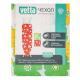 """439-859 VETTA Чехол для гладильной доски, полиэстер, 140-50см, """"Цветы"""", 2 дизайна - 3"""