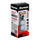 198-082 ЧИНГИСХАН Фонарь аккумуляторный переносной, пластик, 28+1LED, 16x5x7см питание 4xAA, 220В, 50гц