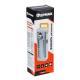 198-083 ЧИНГИСХАН Фонарь-светильник (16+12) + 0,5 Вт LED, 4xAA / шнур 220В, пластик, 20,5x7 см - 7