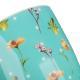 "806-085 Кружка фарфоровая 350 мл, 4 дизайна, ""Цветы-5"" - 3"