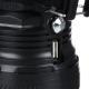 198-091 ЧИНГИСХАН Фонарь прожектор 2-в-1 аккумуляторный 24 SMD + 1 Вт LED, шнур 220В, пластик, 17,5x7,5 см - 5