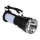 198-091 ЧИНГИСХАН Фонарь прожектор 2-в-1 аккумуляторный 24 SMD + 1 Вт LED, шнур 220В, пластик, 17,5x7,5 см - 6