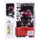 524-190 Тетрадь общая ClipStudio 48 листов в клетку, 10 дизайнов - 6