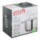 822-102 VETTA Берн Кастрюля 24х14см. 6,1л. со стекл. крышкой, индукция - 2