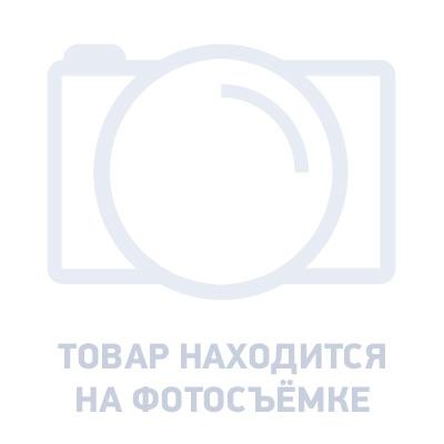"""806-195 Кружка стеклянная, 250 мл, 6 цветов, """"Радуга"""""""