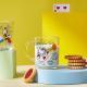 820-647 Кружка стеклянная 200мл, символгода - 4