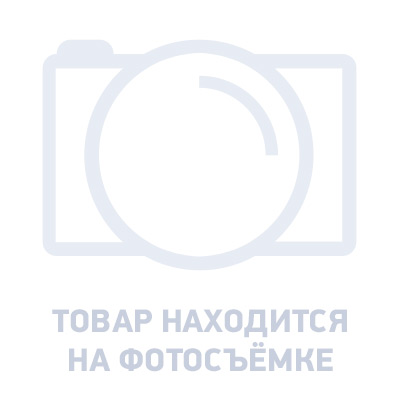 """357-142 ЮниLook Декор для дизайна ногтей в баночках """"Блёстки"""", 12шт, разноцветные - 4"""