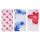 461-476 VETTA Шторка для ванной, ПЕВА, 180x180см, 3 дизайна, в мягкой уп. - 4