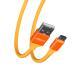 916-062 FORZA Шнур для зарядки Прорезиненный Цветной, micro USB, 1М, 2A