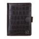 303-812 Кошелек мужской из искусственной кожи, 2 цвета, PAVO - 2