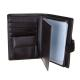303-812 Кошелек мужской из искусственной кожи, 2 цвета, PAVO - 3