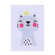 366-207 Набор для вышивания 14х10см (канва, нитки мулине, пластиковая игла), 6-12 дизайнов - 10