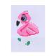 366-207 Набор для вышивания 14х10см (канва, нитки мулине, пластиковая игла), 6-12 дизайнов - 12