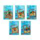 285-158 ХОББИХИТ Картина из пластилина, «Три кота», основа-картон, 21х27см, 4-5 дизайнов - 1